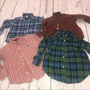 Toddler Polo Shirts 24months/ 2T .